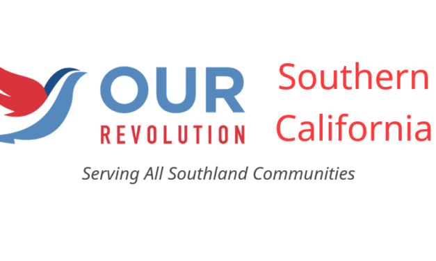 Our Revolution Southern California Appeal to Reinstate Chapter